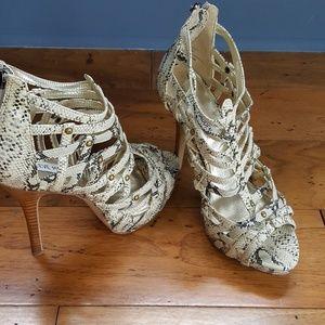 """Steve Madden 6"""" High Heel Sandal"""